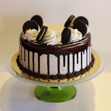 Tempting Oreo Chocolate Cake: Send Cake to Qatar