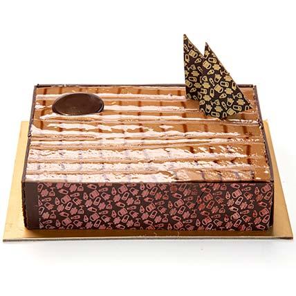 Cappuccino Cake: