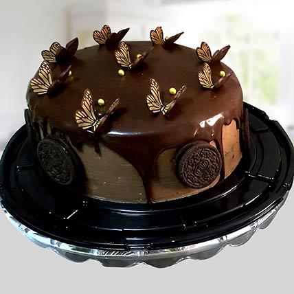 Black Forest Chocolate Cake: