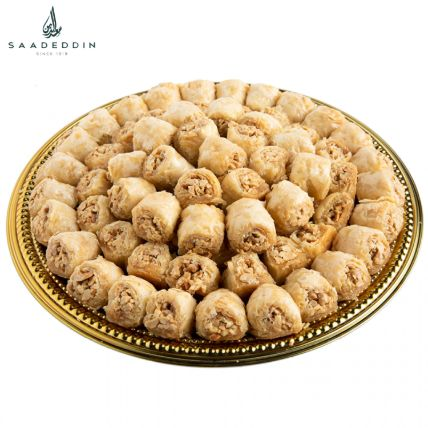 Assorted Cashew Kol w Oshkr Delight: Saudi Arabia Gift Delivery