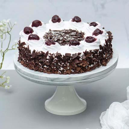 Irresistible Black Forest Cake:  Cake Shop Singapore