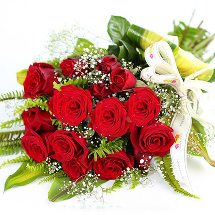 Love For Red Roses:  Gift Delivery In Sri Lanka