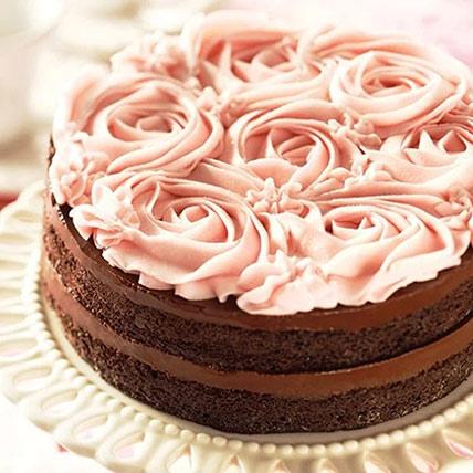 Rose Cake: Cakes For USA