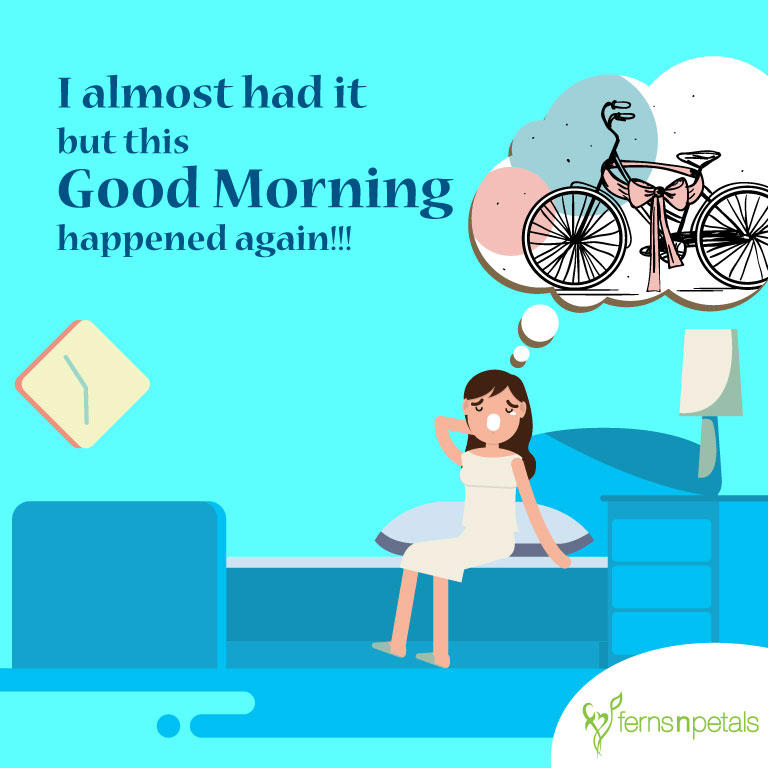 good morning funny messages