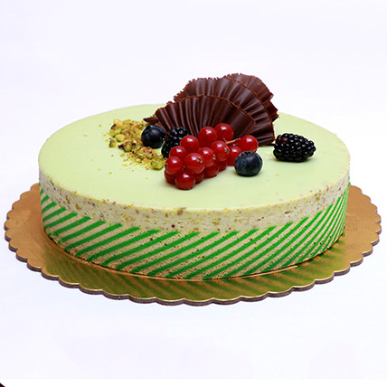 Luscious Kifaya Cake 8 Portion