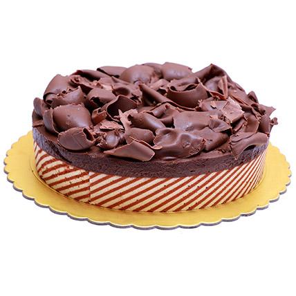 Yummy Chocolate Mousse Cake 12 Portion
