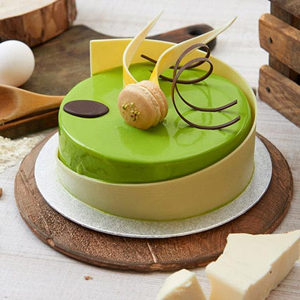Pure Pistachio Cake Half Kg