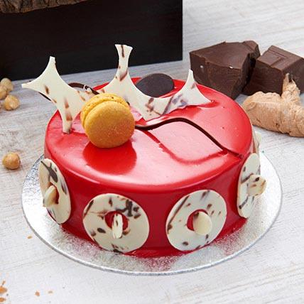 Mouth Watering Red Velvet Cake 1 Kg