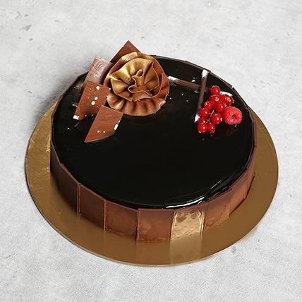 Glazed Al Cazar Cake