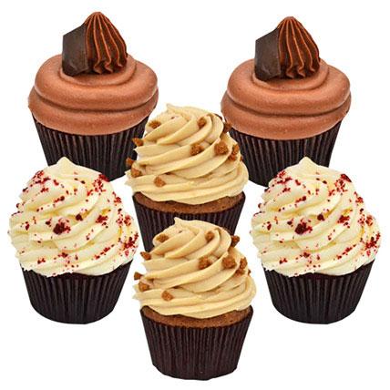 Yummy Cupcakes Six