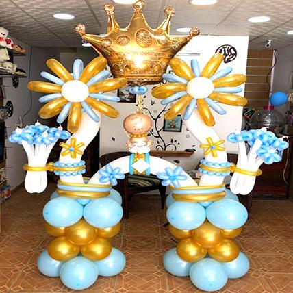 Party Balloons Decor