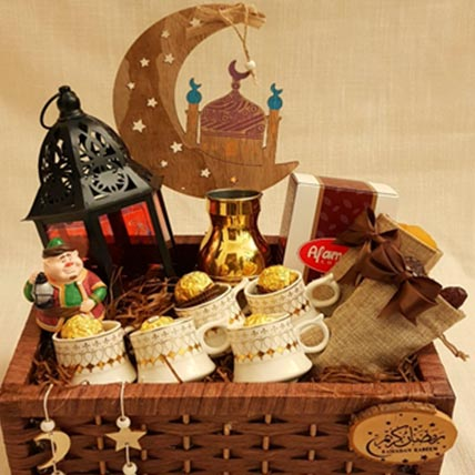 Healthy Basket for Ramadan