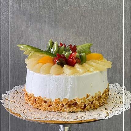 Tropical Paradise Fruit Cake