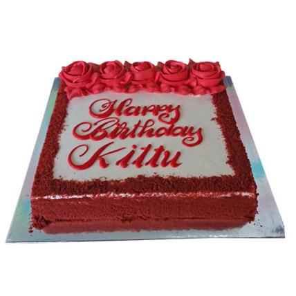 Chocolate Red Velvet 2 Kg