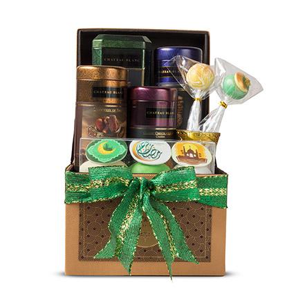 Delicious Hamper Box For Ramadan