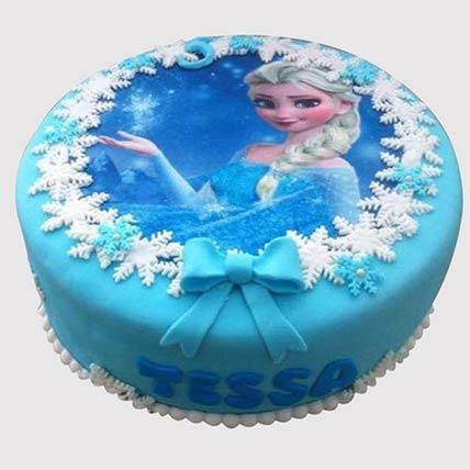 Surprising Frozen Elsa Chocolate Cake In Uae Gift Frozen Elsa Chocolate Personalised Birthday Cards Paralily Jamesorg