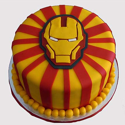 Incredible Iron Man Chocolate Cake In Uae Gift Iron Man Chocolate Cake Funny Birthday Cards Online Fluifree Goldxyz