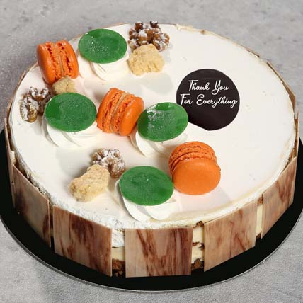Thank You Carrot Cake 8 Portion