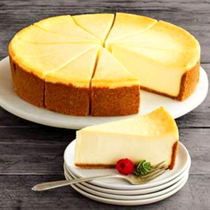 Frozen New York Cheesecake