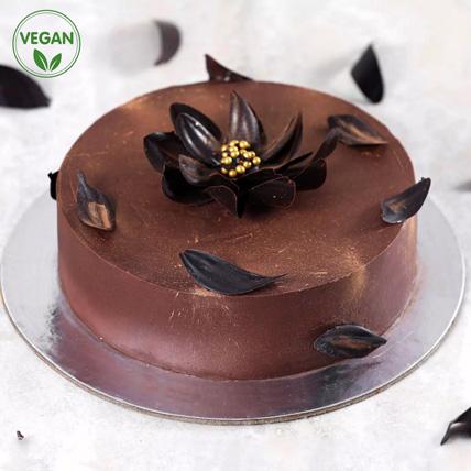 Classic Chocolate Vegan Cake 1 Kg