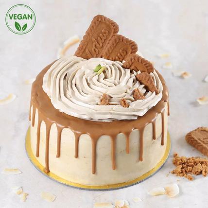 Vegan Lotus Biscoff Cake 1 Kg