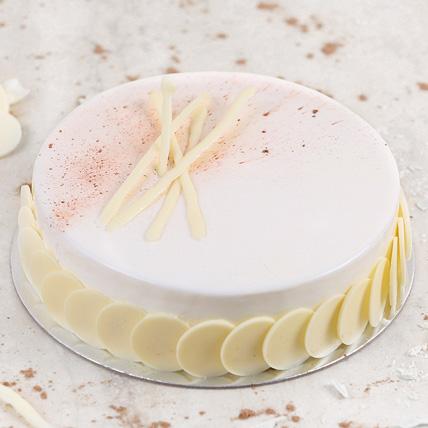 White Chocolate Mousse Cake- Half Kg