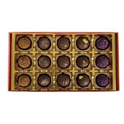 The Chocolate Lover Medium Assorted Chocolate Gift Box