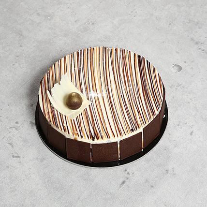 8 Portion Marble Cake OM