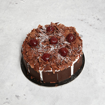 4 Portion Blackforest Cake OM