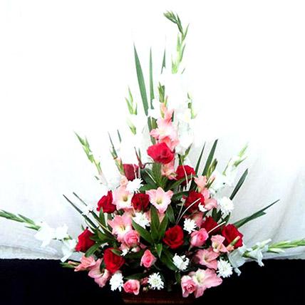 Beautiful Flower Basket