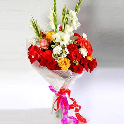 Elegant Floral Bunch