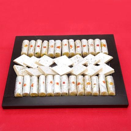 Assortment Of Kaju Sweets