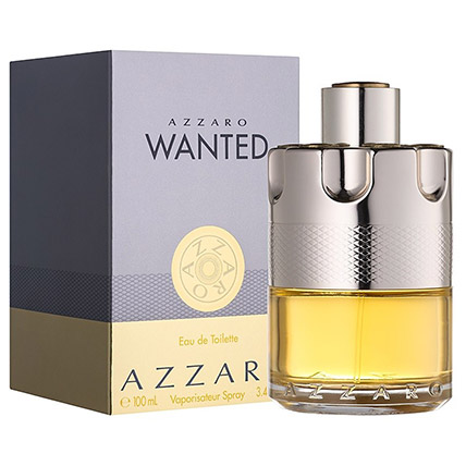 Azzaro Wanted By Azzaro For Men Edt