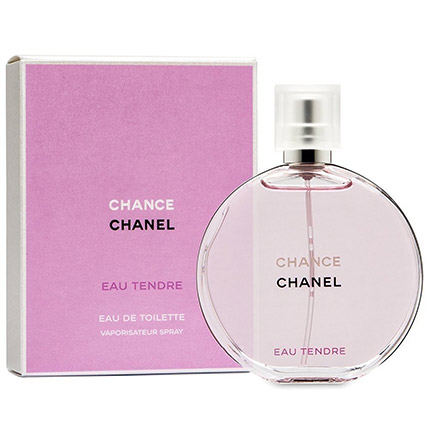 Chance Tendre By Chanel Edt For Women 100 Ml
