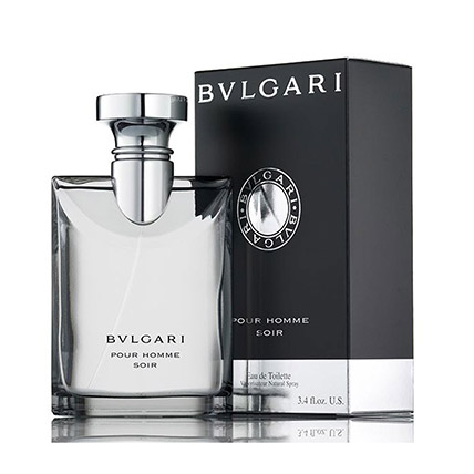 Soir Pour Homme By Bvlgari For Men Edt