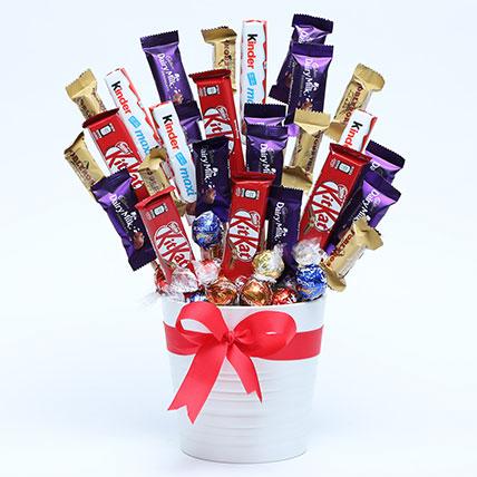 Chocolate Love Arrangement
