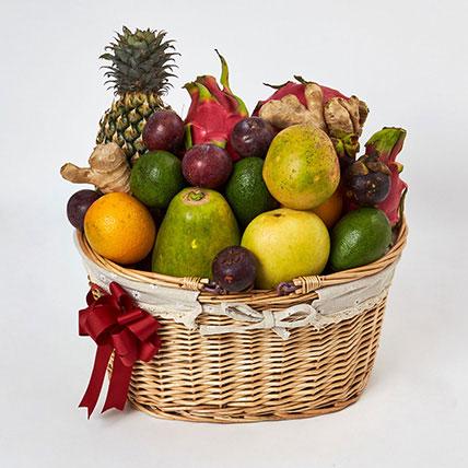 Zest For Health Basket