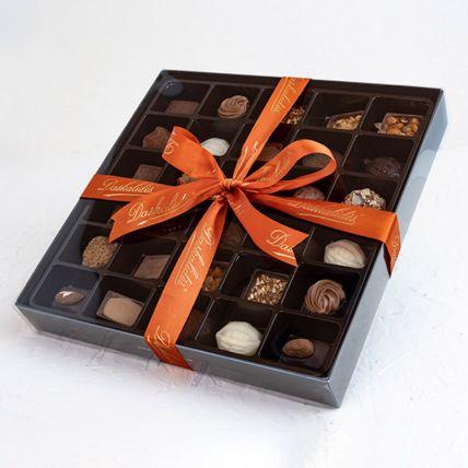 30 Pcs Belgium Chocolate Transpartent Luxury Box