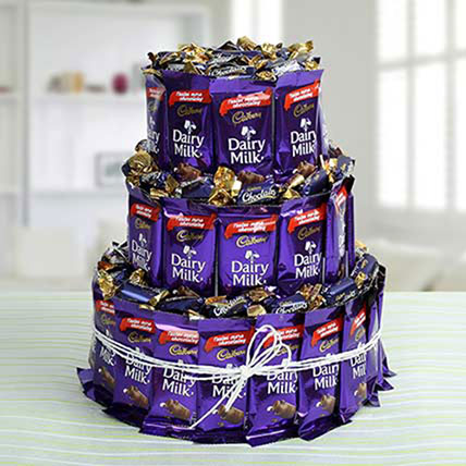 3 Layers Cadburry PH