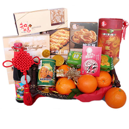 Luxurious Hamper PH