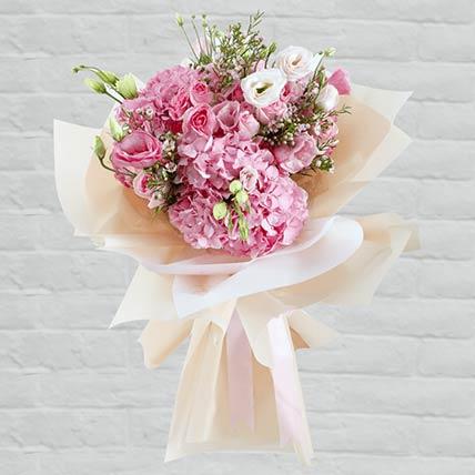 Delicate Flower Bouquet- Deluxe