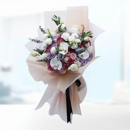 Luxurious Flower Bouquet- Premium
