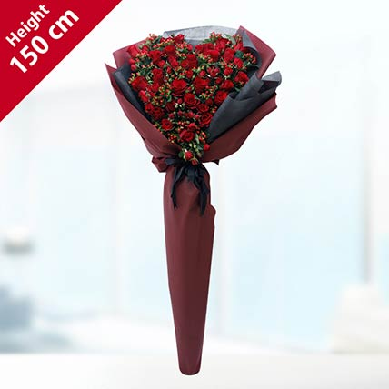 Red Roses Bouquet- Standard