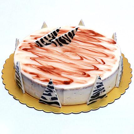 Tempting Victoria Cake 4 Portion