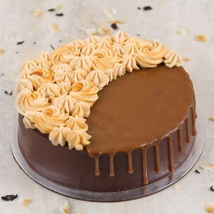 Chocolate Caramel Cake- 1 Kg