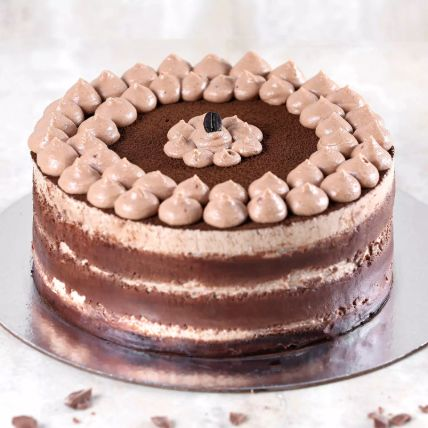 Chocolaty Tiramisu Cake- 1.5 Kg