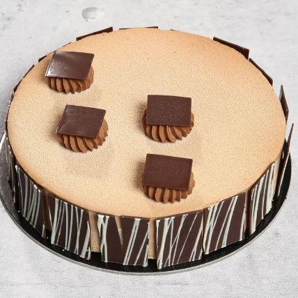 Craqueline Cake 4 Portions