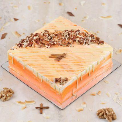 Delicious Carrot Cake- Half Kg