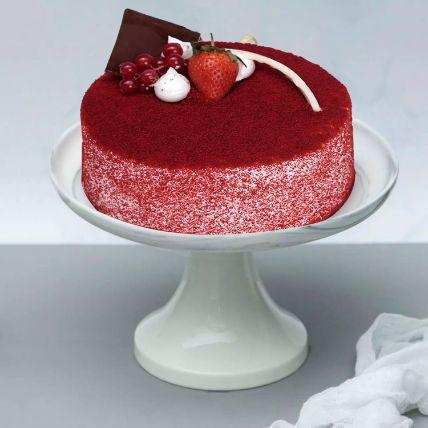 Red Velvety Cake 12 Portions