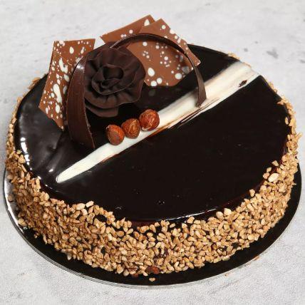 Rose Noir Cake 12 Portions